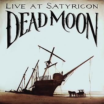 Dead Moon - fortællinger fra Grease Trap 1: Live på Satyricon [CD] USA import