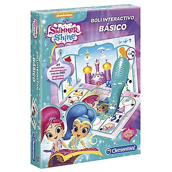Clementoni Boli Interactivo Shimmer&Shime (Toys , Educative And Creative , Electronics)