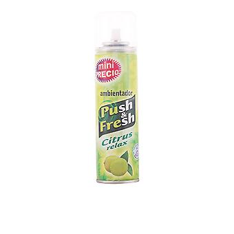 Push & Fresh PUSH & FRESH ambientador spray #citrus relax