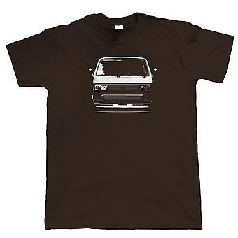 T25 Campervan Mens T Shirt