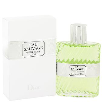 Christian Dior Men Eau Sauvage After Shave By Christian Dior