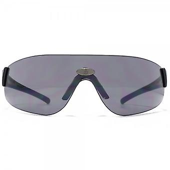 Ironman Pro Poseidon Sunglasses In Shiny Black
