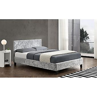Birlea 120cm Berlin Bed Steel