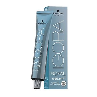 Schwarzkopf Igora Royal High Lift Permanent Hair Colour - 10-46 Ultra Blonde Beige Chocolate