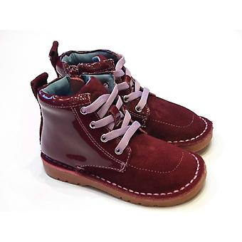 Livie & Luca Livie & Luca Girls Boots | Barnum Dark Red Boot
