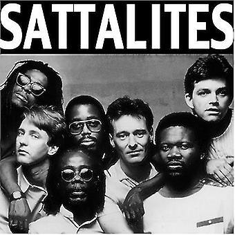 Sattalites - Sattalites [CD] USA importerer