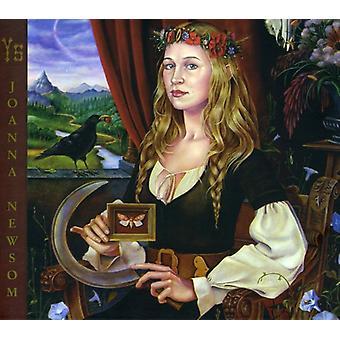 Joanna Newsom - importación de Estados Unidos Ys [CD]