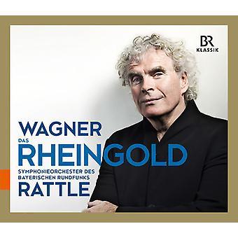 Wagner / Symphonieorchester Des Bayerischen Rund - Das Rheingold [CD] USA import