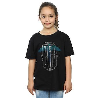 Harry Potter Girls  Garrick Ollivander The Wand T-Shirt