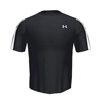 UNDER ARMOUR Loose Streak Tee [black]