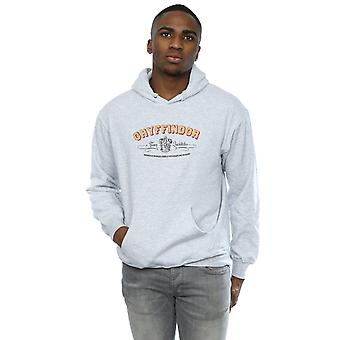 Harry Potter mannen Griffoendor Team Zwerkbal Hoodie