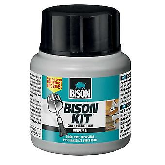 Bison Kit 125 ml Pot mit Pinsel