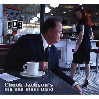 Jackson, Chuck Big Bad Blues Band - kop Joe-en hyldest til Big Joe Turn [CD] USA import