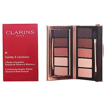 Clarins Palette 5 Couleurs 7.5 Gr (Woman , Makeup , Eyes , Eyeshadows)