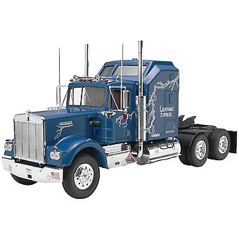 Plastic Model Kit Kenworth W900 1:25 85 1507