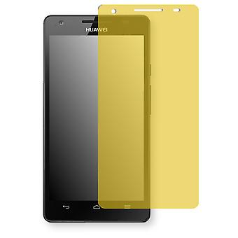 Huawei honor 3 screen protector - Golebo view protective film protective film