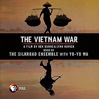 Silkroad Ensemble & Yo-Yo Ma - Vietnam-krigen: Film instrueret af Ken Burns & Lynn Novick - Ost [CD] USA importerer