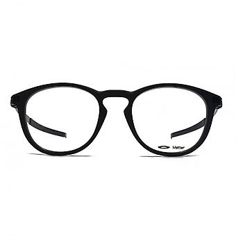 Oakley Pitchman R Glasses In Satin Black