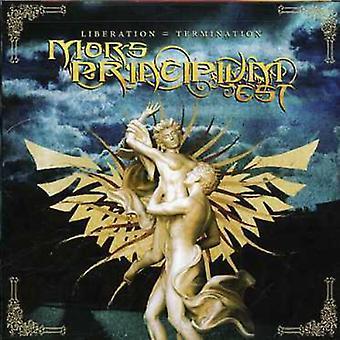 Mors Principium Est - befrielse er lig med opsigelse [Vinyl] USA importerer