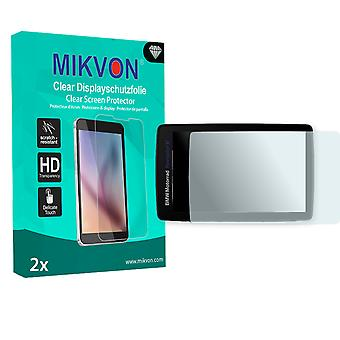 BMW Navigator 6 Screen Protector - Mikvon Clear (Retail Package with accessories)