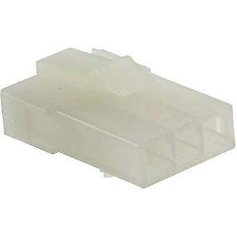Socket enclosure - cable Universal-MATE-N-LOK Total number of pins 3 TE Connectivity 172329-1 1 pc(s)
