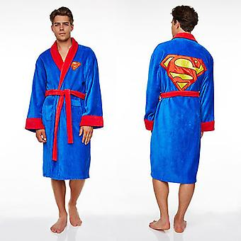 DC Comics Superman Dressing Gown Bathrobes