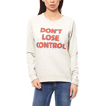 Lee core crewneck SWS ladies Sweatshirt grey