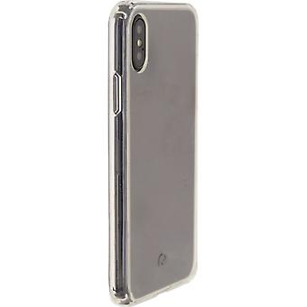 Mobilize Telefon Naket Skyddsfodral Apple iPhone X Transparent