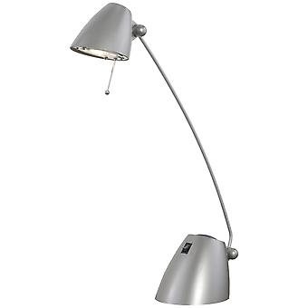 Eglo Table luminaire 1 Light Silver and Blue Akita