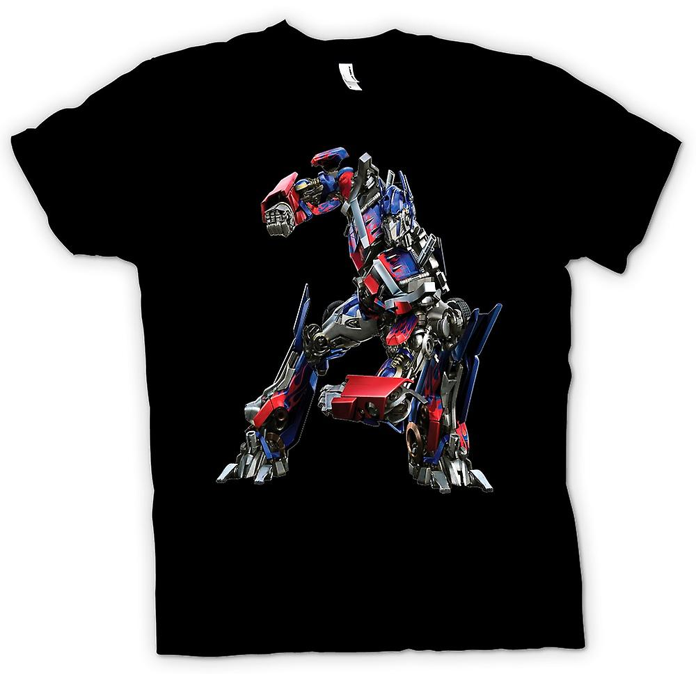Herren T-Shirt - Optimus Prime - Transformers