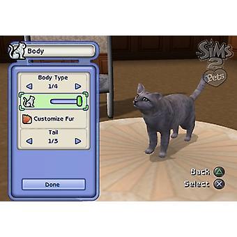 Les Sims 2 Animaux (PS2) - Usine scellée