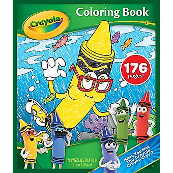 Crayola Coloring Book-  04-0405