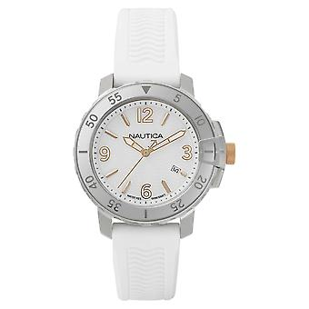 Nautica ladies watch NAPCHG002 watch silicone