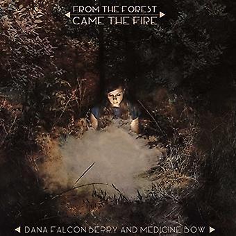 Dana Falconberry & Medicine Bow - kom fra skoven ild [Vinyl] USA importen