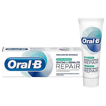 Oral B Encías y Esmalte Repair Extra Fresco Pasta Dentífrica 75 ml
