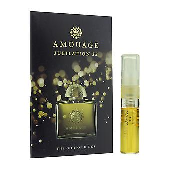 Amouage 'Jubilation 25' EauDeParfum Spray For Woman .05oz Vial(Original Formula)