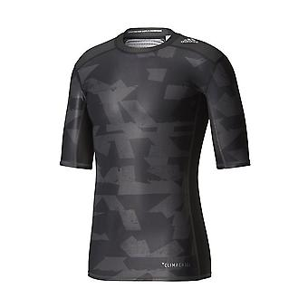 Adidas Techfit Chill Print Tee CD3646 universelles hommes t-shirt