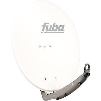 fuba DAA 780 W SAT antenne 78 cm reflecterend materiaal: Aluminium puur wit