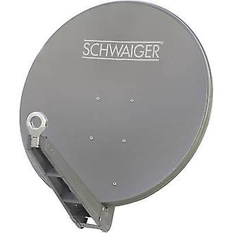 Schwaiger SPI085PA Satellite Dish, , Anthracite