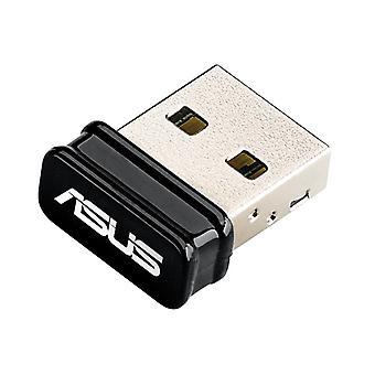 ASUS Wireless USB 2.0 card 802.11, 150Mbps, nano dongle