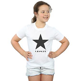 David Bowie Girls Star Logo T-Shirt