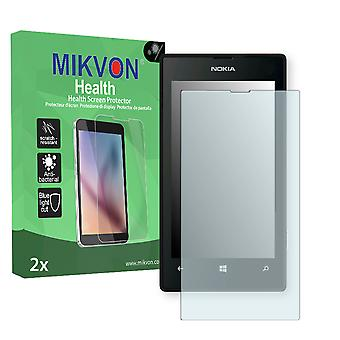 Nokia Lumia 526 Screen Protector - Mikvon Health (Retail Package with accessories)