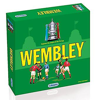 Gibsons Wembley Family Board Game