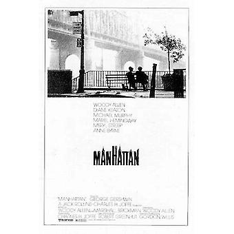 Manhattan poster Woody all