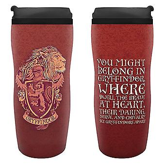 Harry Potter Tumbler Gryffindor Cup multicolor, printed plastic, capacity approx. 355 ml...