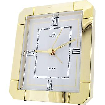 Gift Time Products Desk Alarm Clock - Gold