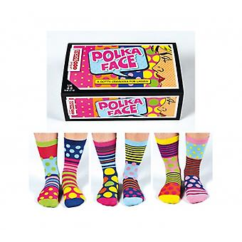 United Oddsocks Dotty Socks