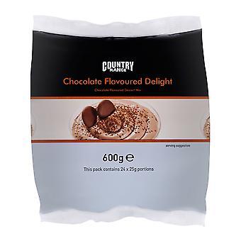 Land-Reihe Schokolade gewürzt Delight