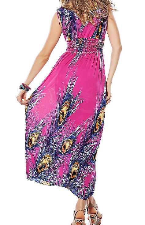 Waooh - Fashion - Dress with flower pattern