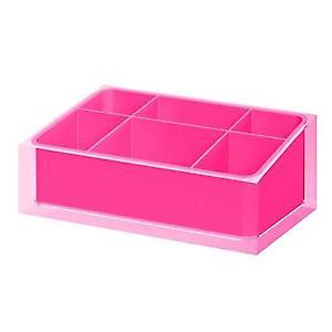 Gedy Rainbow Organiser Pink RA00 76